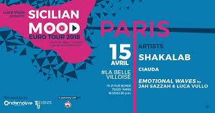 Sicilian Mood Paris